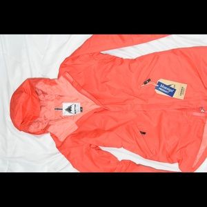 Burton women snowboard/ ski jacket
